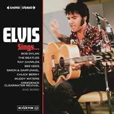 ELVIS PRESLEY ELVIS SINGS Australian Edition in Jewel Case CD NEW