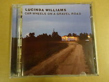 CD / LUCINDA WILLIAMS - CAR WHEELS ON A GRAVEL ROAD