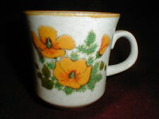Mikasa China #CK802 Insights BASKET OF POPPIES Cup/s