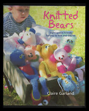 Knitted Bears by Claire Garland (Hardback, 2008)