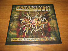 "KATAKLYSM ""Epic (The Poetry of War)"" LP  suffocation nile"
