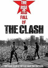The Rise And Fall Of The Clash DVD