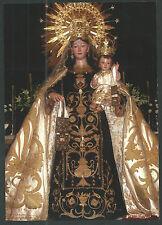 Postal  de la Virgen del Carmen andachtsbild santino holy card