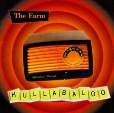 The Farm....Hullabaloo....new/sealed cassette