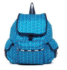 NWT LeSportsac Voyager Backpack Stargazer Blue