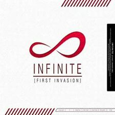 INFINITE - [FIRST INVASION] Vol.1 1st Mini Album CD K-POP Sealed