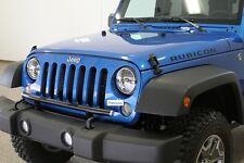 Rock Hard 4x4 Light Mount For OEM Front Bumper 07-15 Jeep Wrangler JK Unlimited