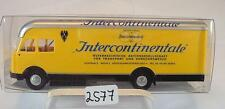 Brekina 1/87 57214 Mercedes Benz LP322 Möbel-LKW Intercontinentale OVP #2577