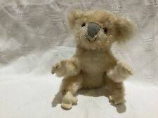 Sweet little  old  Steiff 50s vintage KOALA Bear.