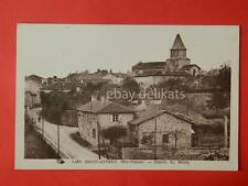 SAINT AUVENT Alta VIENNE France old postcard vecchia cartolina