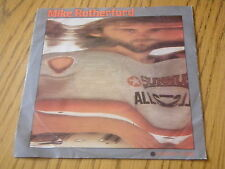 """MIKE RUTHERFORD - HALFWAY THERE      7"""" VINYL PS"""