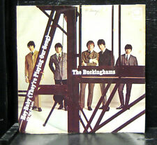 """The Buckinghams - Hey Baby They're Playing Our Song VG+ 7"""" 1967 Vinyl 4-44254"""