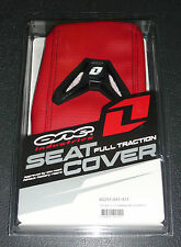 YAMAHA YZF 450 RED GRIPPER SEAT COVER YZ450F 10 11 12 13 ONE INDUSTRIES