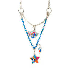 My Little Pony Rainbow Dash Necklace Equestria Girls 3 in 1 Hasbro MLP NWT