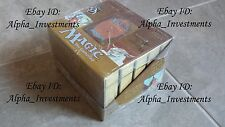 Magic MTG 3rd Revised Edition Starter Deck Box Tournament FACTORY SEALED NEW