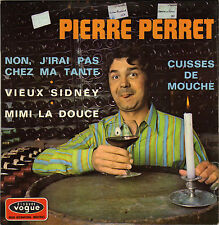 PIERRE PERRET MIMI LA DOUCE FRENCH ORIG EP JEAN CLAUDRIC