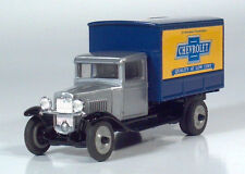 """Ertl 1930 Chevy Delivery Truck Bank 4.75"""" Die Cast Scale Model Chevrolet"""
