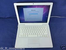 "Apple MacBook WHITE - 13"" / 500GB / 4GB / Nvidia / CAM / OSX 10.12 Sierra"
