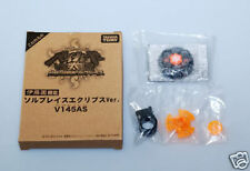 TAKARA TOMY JAPAN METAL FUSION BEYBLADE LIMITED BLACK SOL BLAZE V145AS ECLIPSE