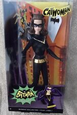 Pink Label Batman Classic TV Series Catwoman Barbie Doll