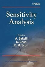 Wiley Series in Probability and Statistics: Sensitivity Analysis : Gauging...