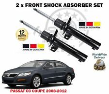 Per VW PASSAT CC COUPE 2008-2012 2x ANTERIORE AMMORTIZZATORE Shocker Set