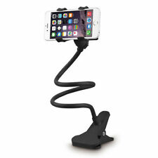 Universal Lazy Long Phone Mobile Stand Holder For Car Bed Desk Table