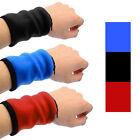 New Practical Men Wrist Key Wallet Pouch Band Cotton Zipper Running Travel Gym