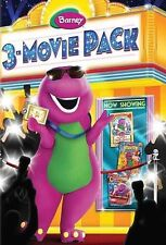 Barney 3-Movie Pack - Land Of Make Believe/Let's Make Music/Night Before Christm