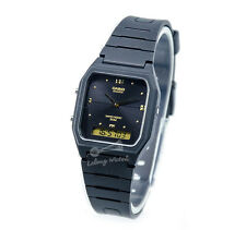 -Casio AW48HE-1A Dual Time Watch Brand New & 100% Authentic NM