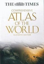 Times Comprehensive Atlas of the World, Eleventh Edition (Times Atlas-ExLibrary