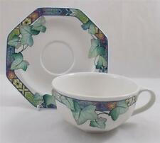 Villeroy & and Boch PASADENA large breakfast cup and saucer
