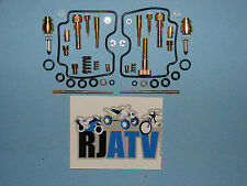 Yamaha Raptor 660 YFM660R 2001-2005 Carburetor Carb Rebuild Kit Repair 2 Carbs