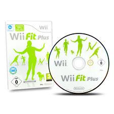 Nintendo Wii Spiel Wii FIT PLUS ohne Balance Board mit OVP ohne Anleitung #A