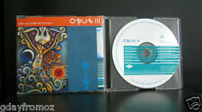 Opus III - When You Made The Mountain 6 Track CD Single