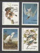 France 1995 Birds/Audubon/Buzzard/Pigeon 4v set  n20902