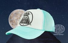 New Billabong Honeydoo Womens Trucker Snapback Cap Hat