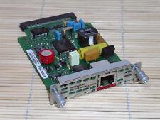 Cisco WIC-1B-U 1-Port ISDN with NT-1 WAN Interface Card