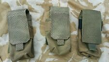 Custom Spray Camo Warrior Assualt Systems UKSF SAS Mag Pouches British Army