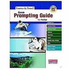 Genre Prompting Guide for Fiction by Irene C. Fountas and Gay Su Pinnell...