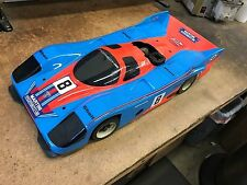 Vintage 1/8 Scale DELTA P4 DOUBLE EAGLE R/C 4WD Racing Car