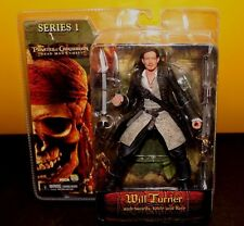 NECA Pirates of the Caribbean Dead Mans Chest Series 1 Action Figure Will Turner