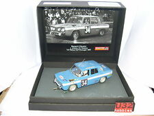 SCALEXTRIC PASSION SP001 RENAULT 8 GORDINI #34  1ºRALLY TAP PORTUGAL 1967 LTED