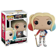 new Collectible Toy Funko Pop 97 Suicide Squad Harley Quinn Action Figure AAA