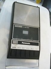 PANASONIC RQ-309AS AUTO STOP AC BATTERY PORTABLE CASSETTE RECORDER PLAYER