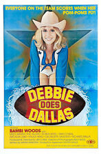 24X36Inch Art DEBBIE DOES DALLAS Movie Poster XXX Sex Erotica P30