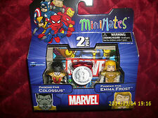 MARVEL MINIMATES PHOENIX FIVE COLOSSUS  PHONIX FIVE  EMMA FROST TOYS R US