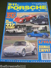 911 & PORSCHE WORLD - ZEEMAX ZM997 - JULY 1996