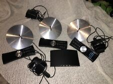 Bang & Olufsen BeoCom 5 , 3 Phones , Speakers, Chargers, And Beoline 2