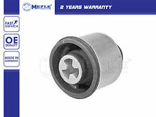 FOR VW GOLF MK4 BORA AUDI A3 TT REAR AXLE BEAM BUSH PREMIUM MEYLE GERMANY
